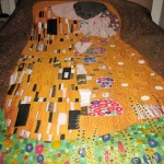 The Kiss King Size Quilt Commissions